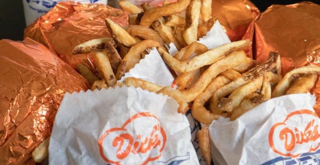Dick's Drive-In has chosen its first food truck stop