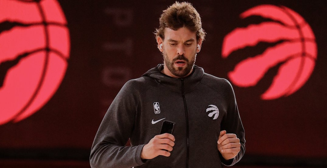 Marc Gasol won't be returning to the Toronto Raptors: report