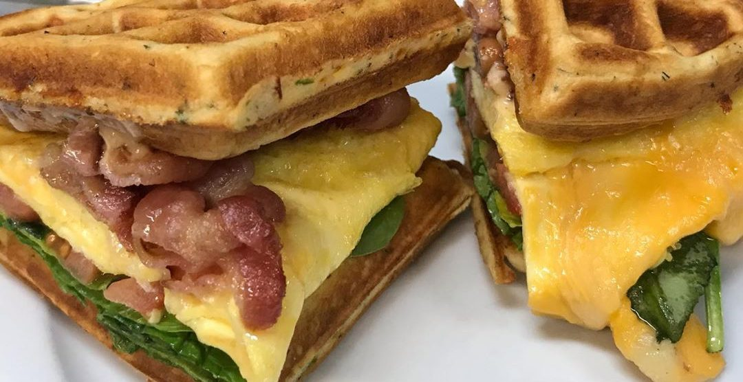 What to eat in Portland today: Derby Waffle Club