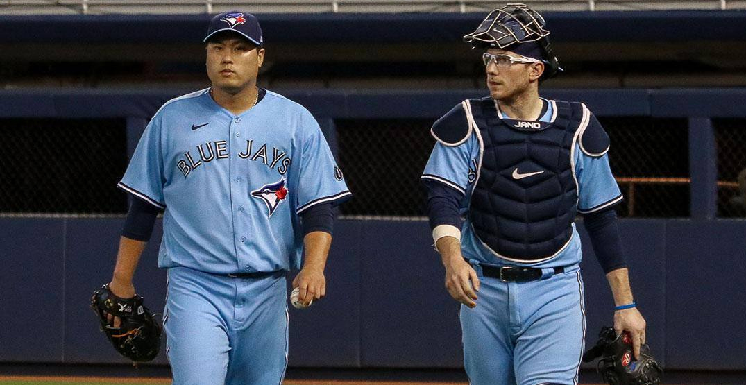 Ryu rocked as Blue Jays season comes to an abrupt end