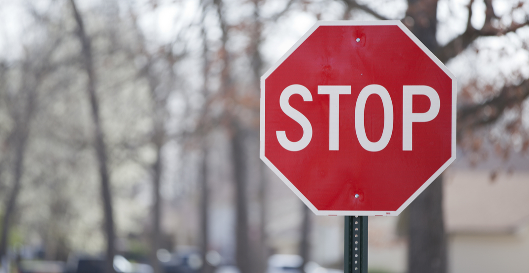 Stop signs in Washington will soon become yield signs for bicyclists