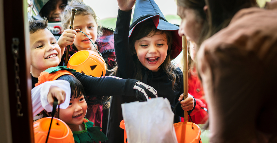 There will be no trick or treating in the Admiral District this year