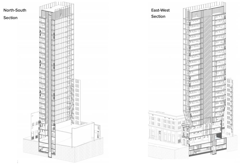 526 Granville Street Vancouver