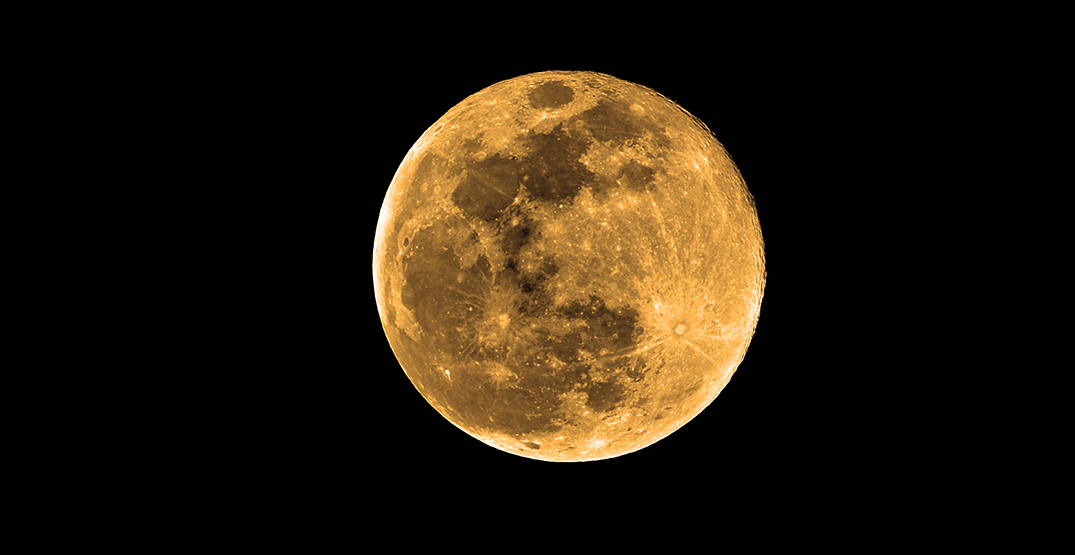 Harvest moon to rise over Canada's skies this week