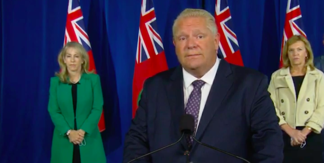 Ontario temporarily raising wages for personal support workers