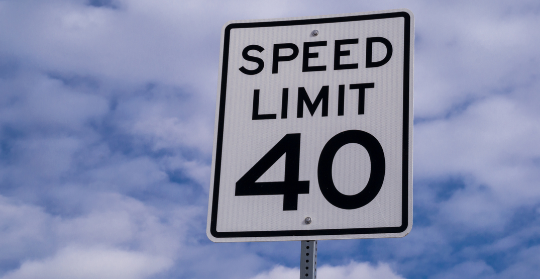 Calgary Committee approves bylaw to lower residential speed limit