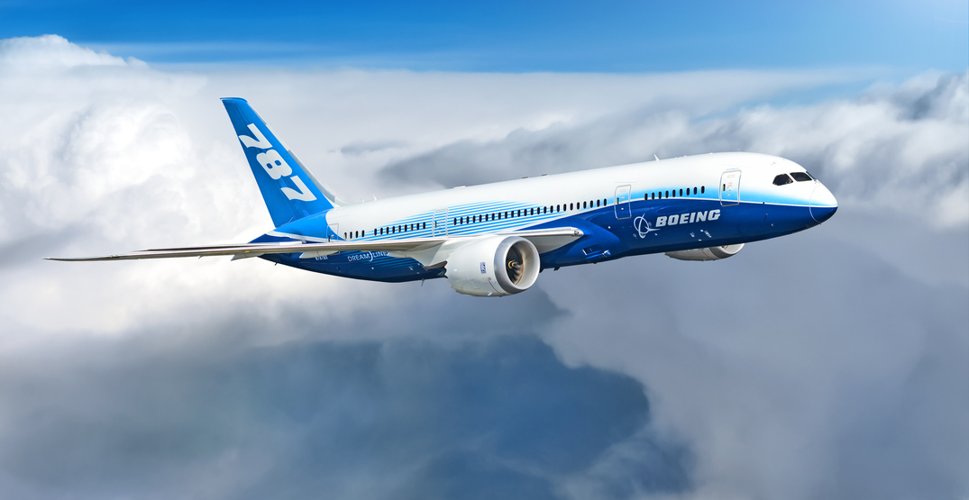 Boeing 787 jets will no longer be produced in Washington