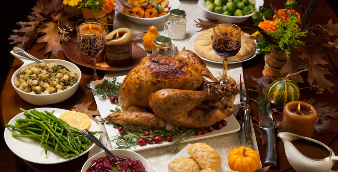 Here's where you can get Thanksgiving Dinner in Toronto