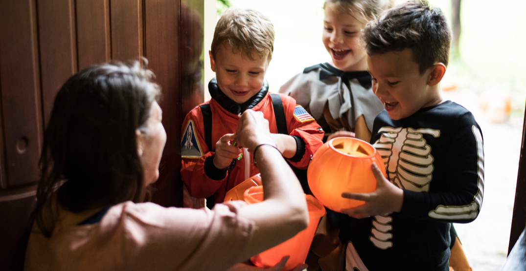 OHA recommends not trick-or-treating this Halloween