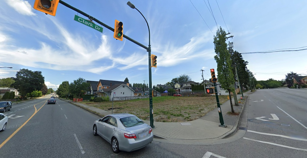 Long-vacant property at 12th Avenue and Clark Drive corner listed for development
