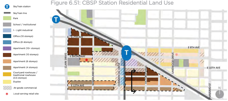1302-1318 East 12th Avenue Vancouver Grandview-Woodland Community Plan