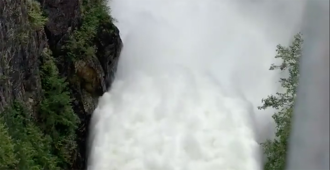 One person dead after Cleveland Dam opens on Capilano River
