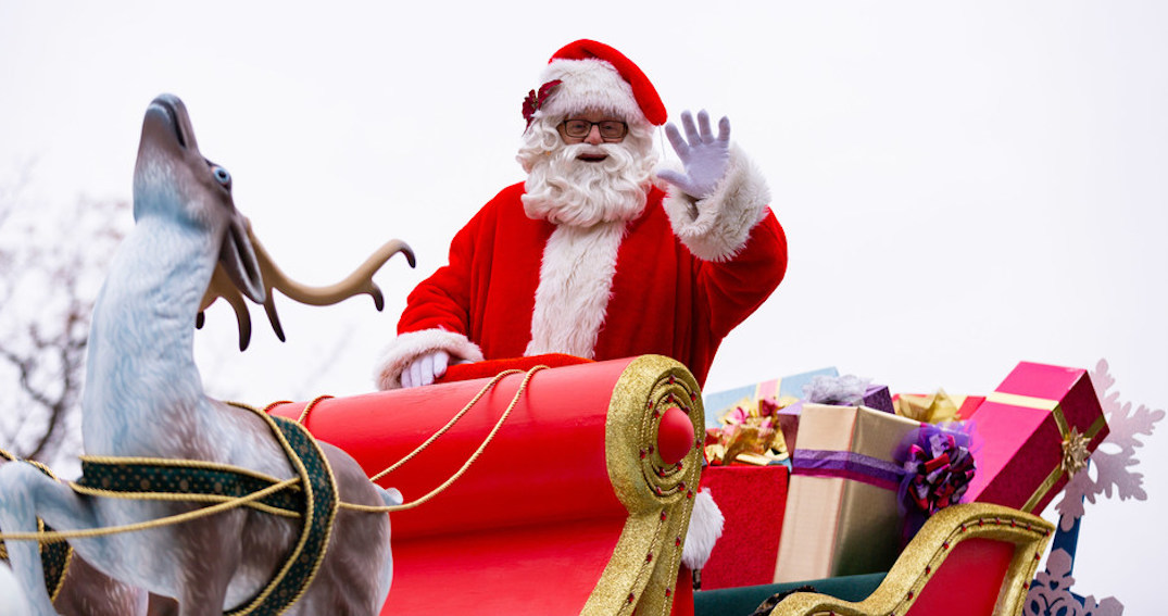 Santa Claus Parade will go on this year with no crowds