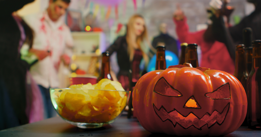 "Ontario asking students to ""skip the party"" this Halloween"