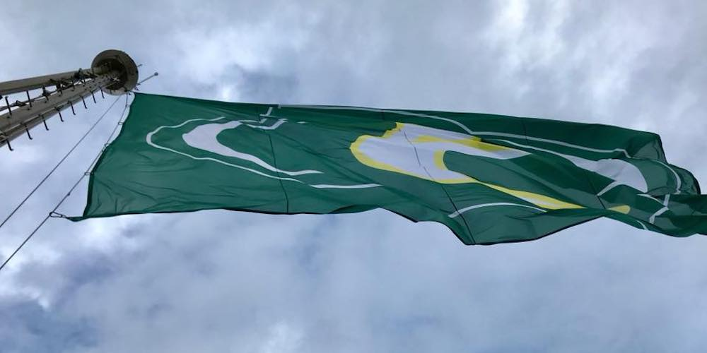 Seattle Storm players to raise flag over Space Needle this Friday