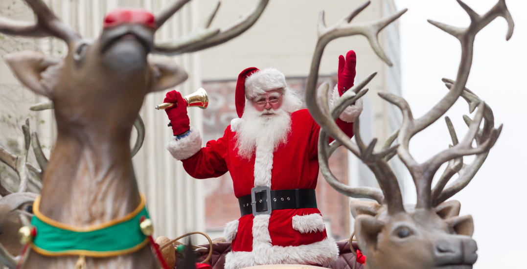 Montreal's annual Santa Claus Parade is cancelled this year