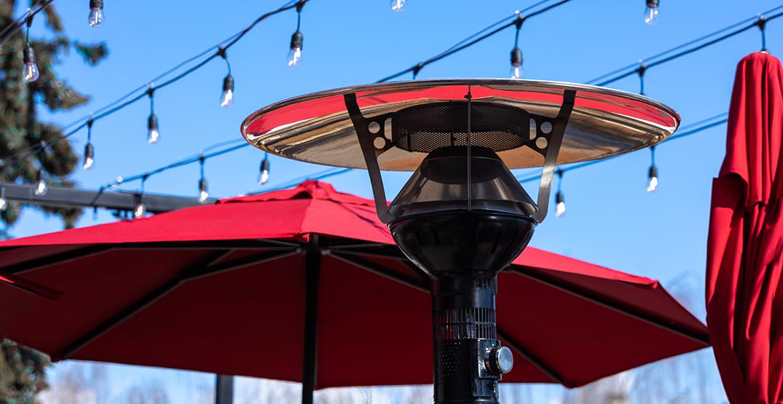 Patio heaters pose a fire risk, firefighters warn as restaurants winterize
