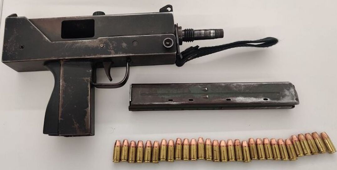 Four Montreal residents charged after submachine gun, drugs seized in Toronto