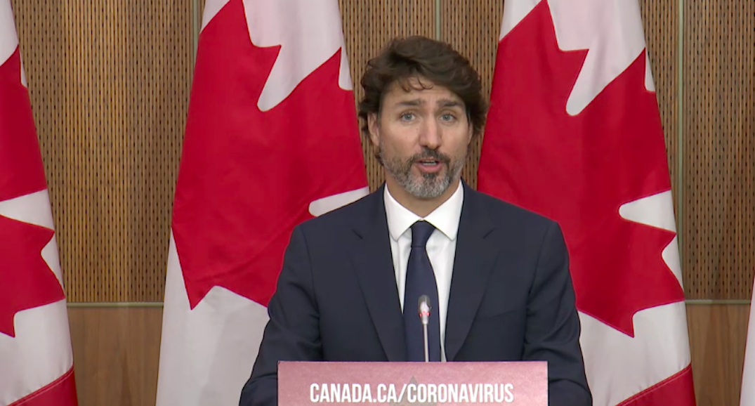 """Trudeau says Canada is """"going in the wrong direction"""" as coronavirus cases surge"""