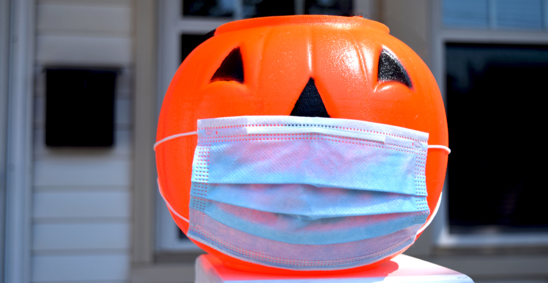 """""""Candy slides"""" encouraged for trick-or-treating: BC health officials"""