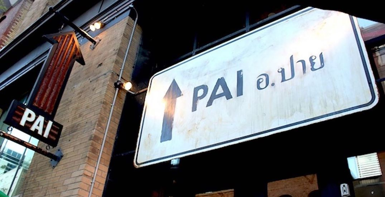 Popular thai restaurant PAI Toronto opening its second location this year