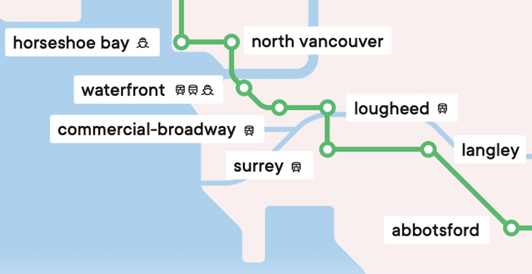 60-minute train: High-speed rail proposal linking Whistler, Vancouver, and Fraser Valley