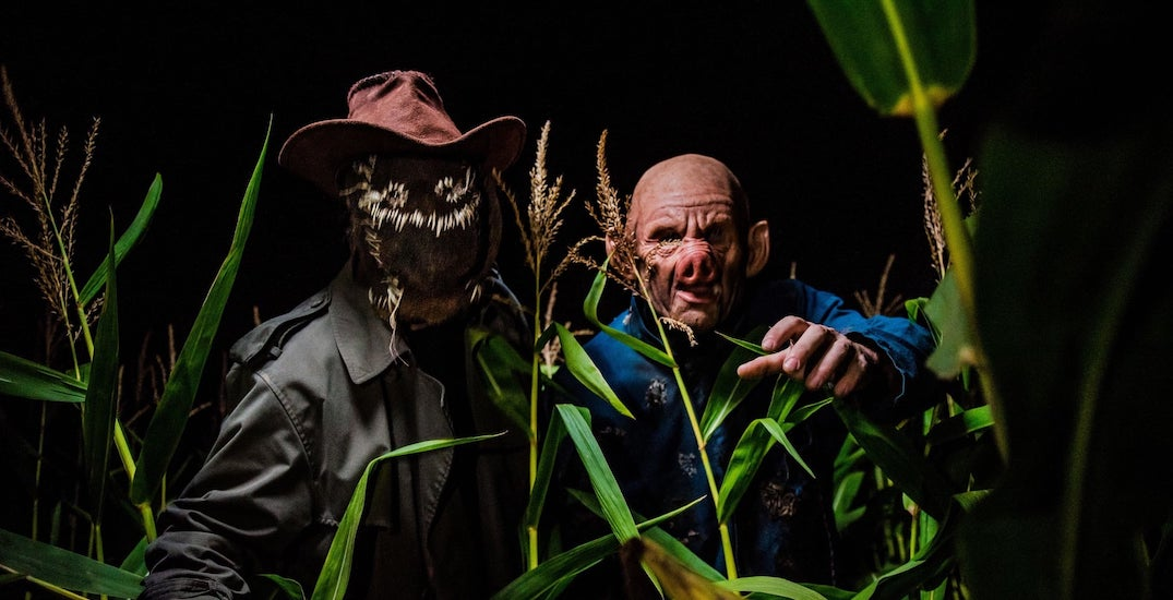 There's a terrifying haunted farm near Toronto that you need to visit this month
