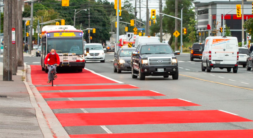 TTC's new bus-only lanes officially go into effect this weekend