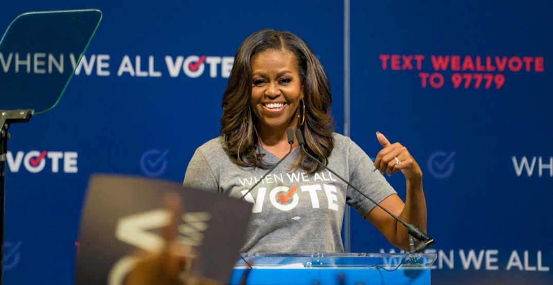 Michelle Obama releases closing argument in favor of Joe Biden (VIDEO)