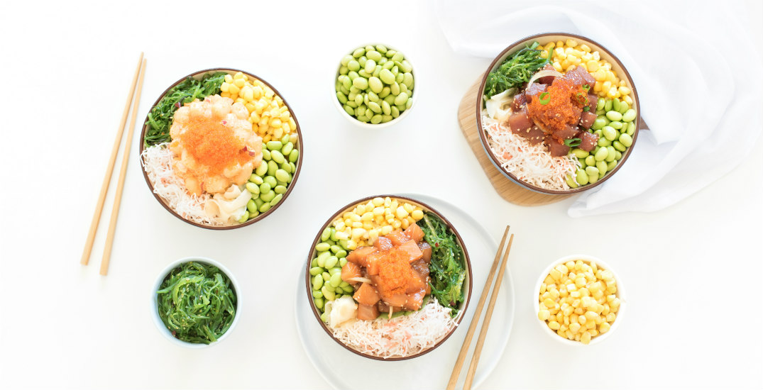 Steve's Poke Bar opens three new stores with BOGO 50% offer