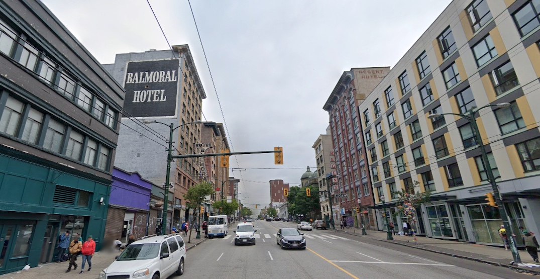 City of Vancouver reaches settlement to expropriate Balmoral and Regent hotels