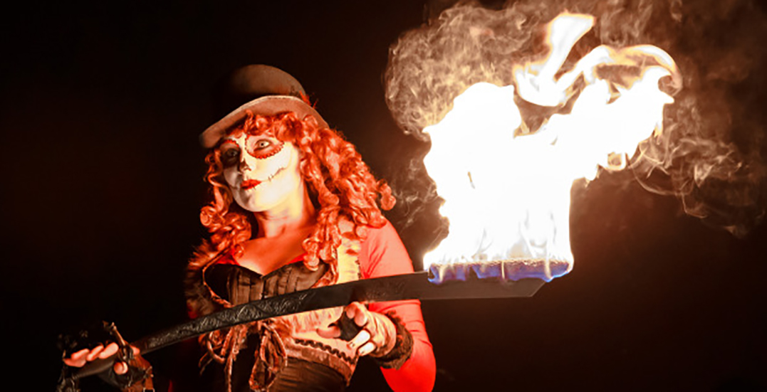 The Parade of Lost Souls returns to East Vancouver this October
