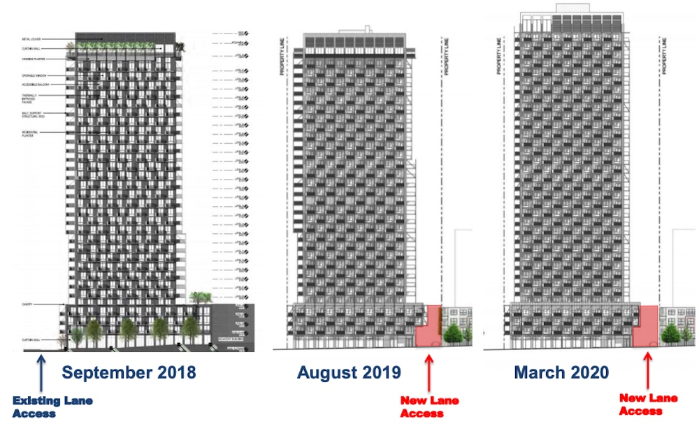 5055 joyce street vancouver proposal revisions