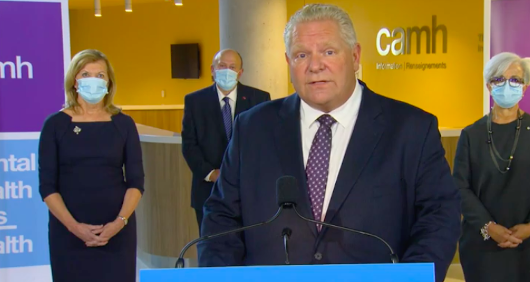 Ontario investing $176M to expand access to critical mental health services