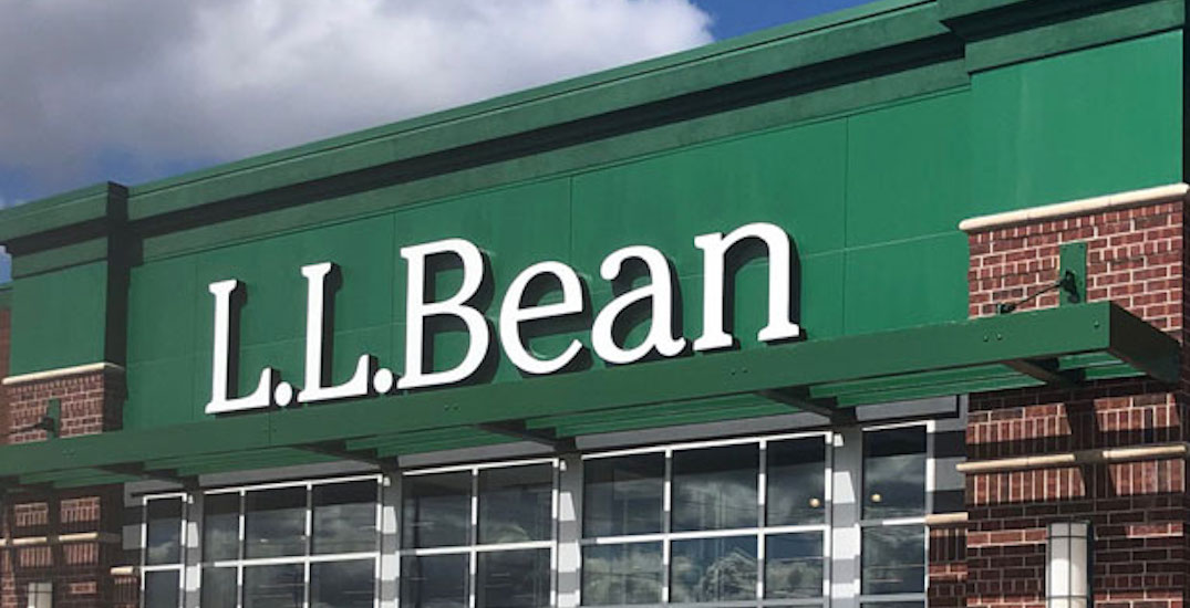 L.L. Bean is opening its first Toronto location this month