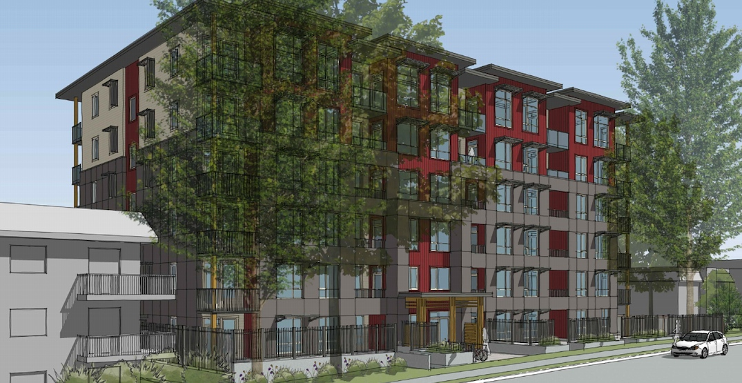 64 social housing units proposed for corner of Victoria Drive and Pender Street