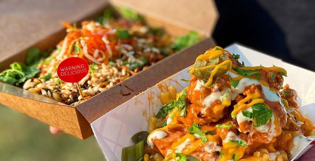 A new outdoor street food market is opening in the GTA this weekend