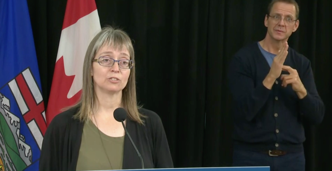 Hinshaw speaks on what the holidays may look like for Albertans