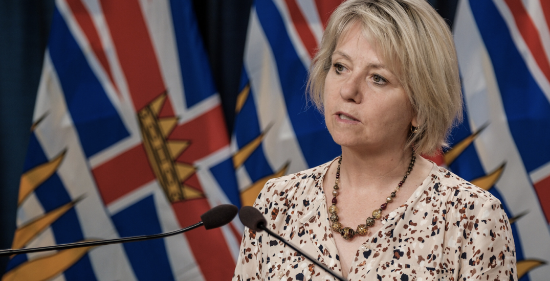 BC health officials announce 600 new COVID-19 cases