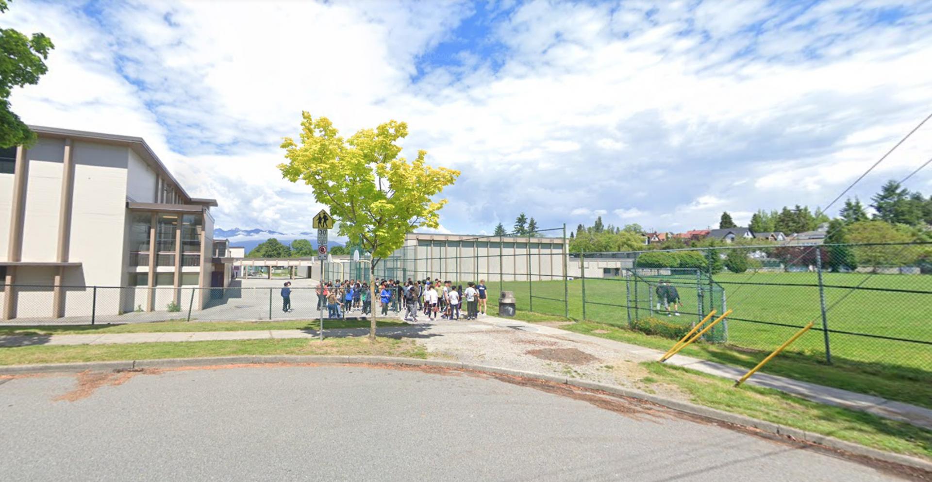 Vancouver high school reports another coronavirus exposure