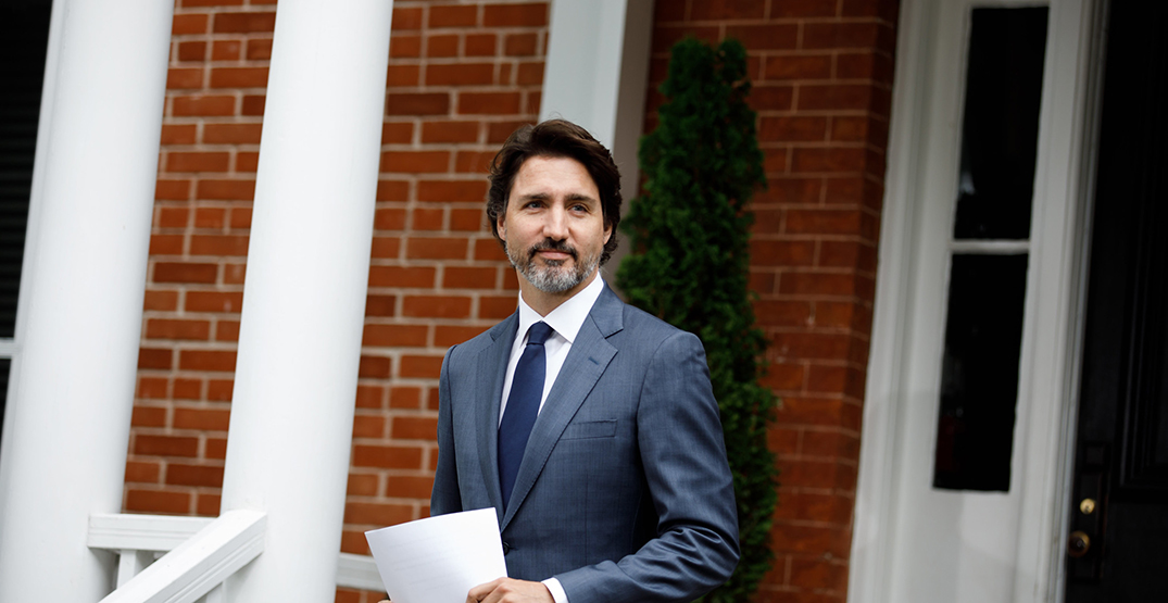 Justin Trudeau wins National Geographic Planetary Leadership Award