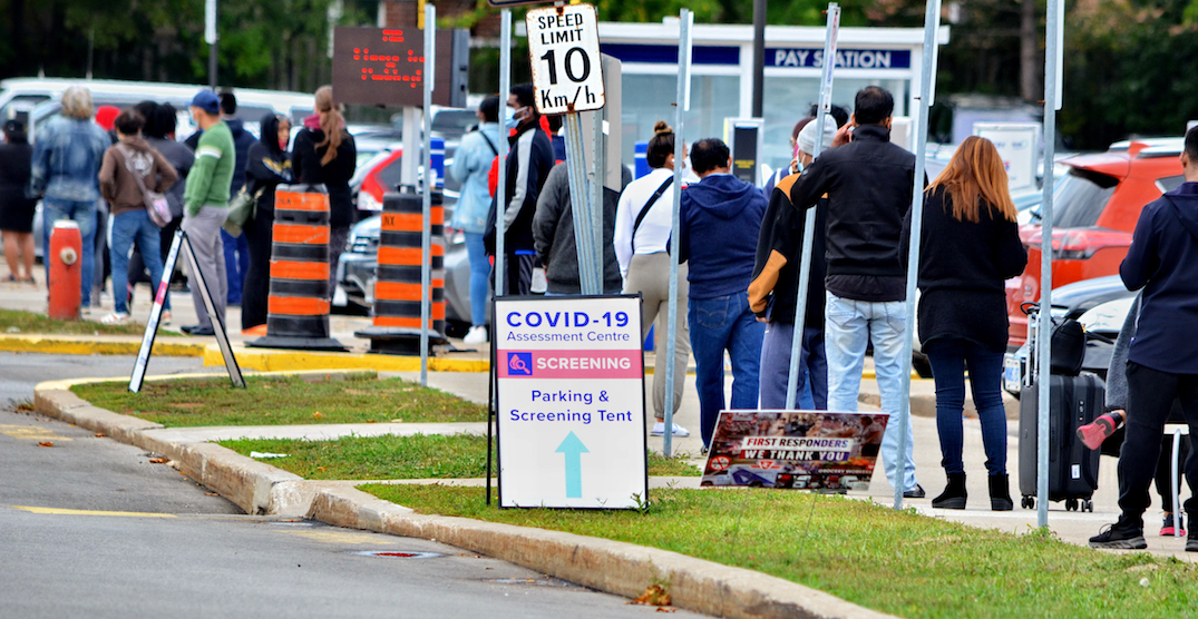 Ontario reports over 900 new COVID-19 cases, the most since the pandemic began