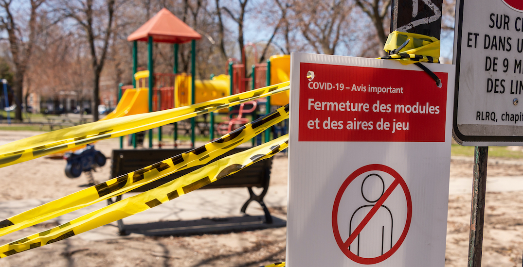 Quebec reports over 1,100 new coronavirus cases in past 24 hours