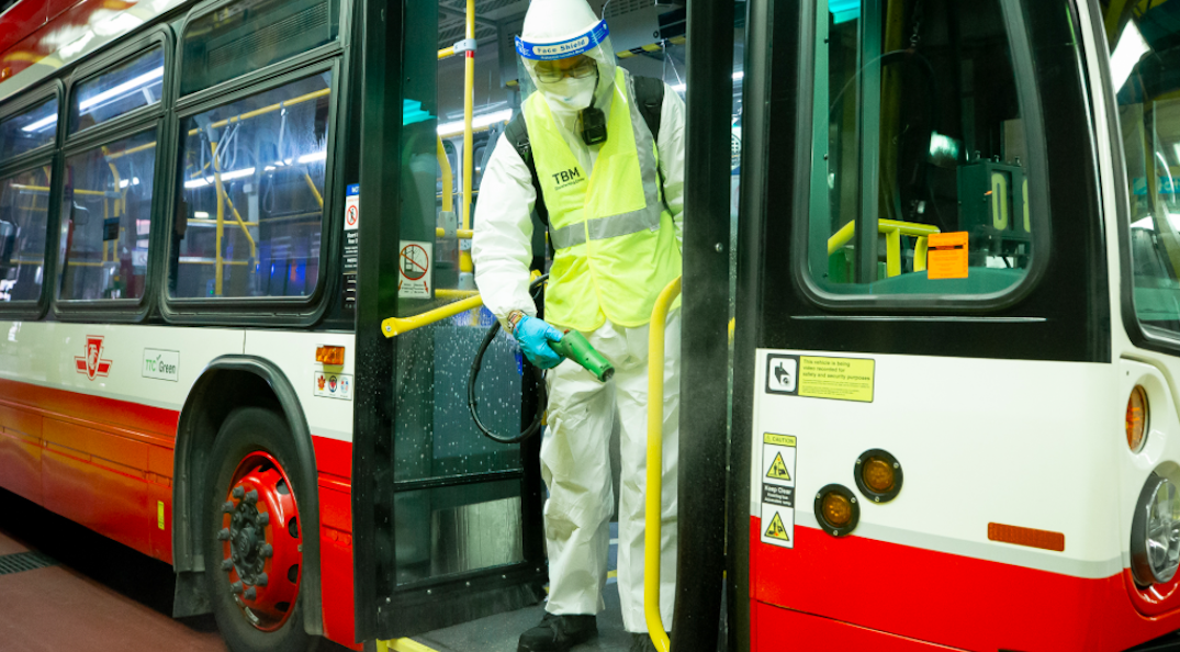 Almost 100 TTC employees have now tested positive for coronavirus
