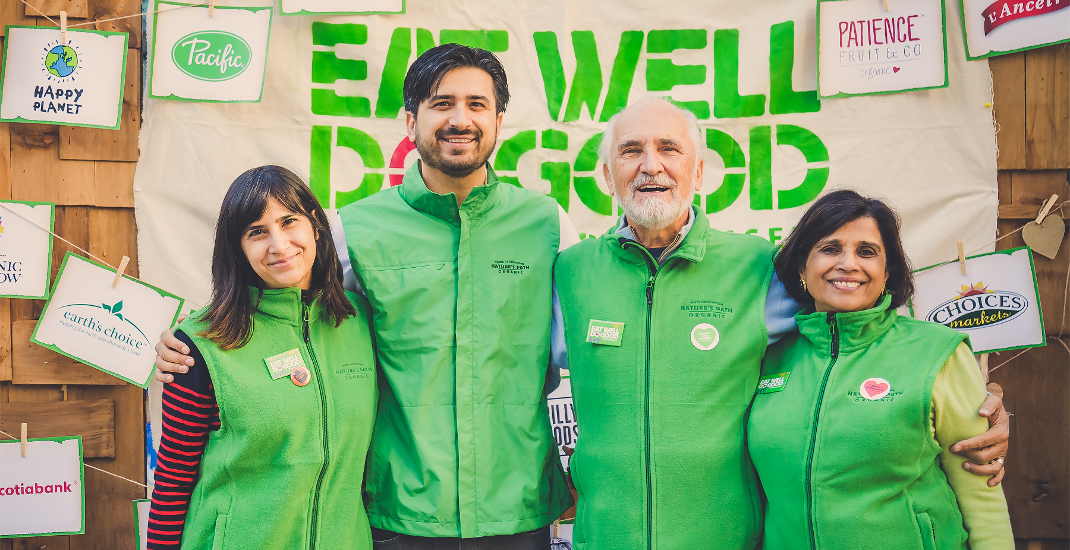 Annual Eat Well Do Good Initiative gives back this Thanksgiving weekend