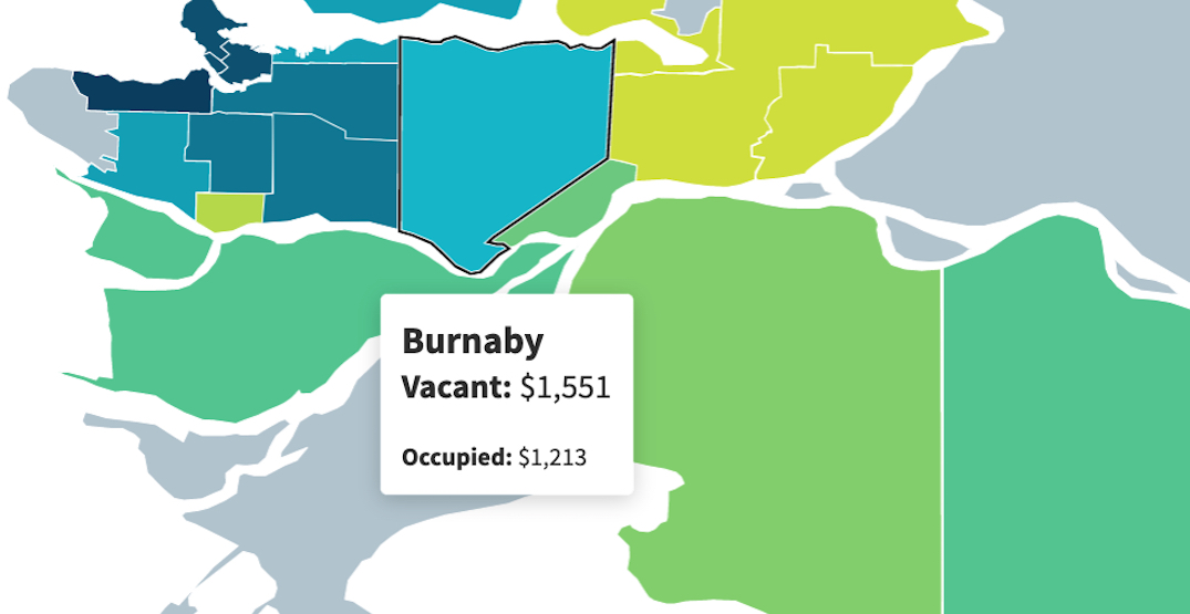 New online dashboard offers guide to Metro Vancouver's living costs
