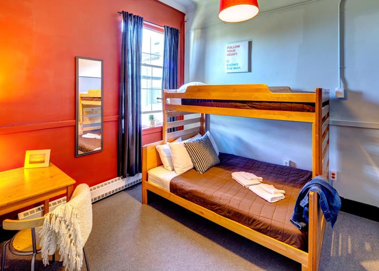hostelling international jericho hostel