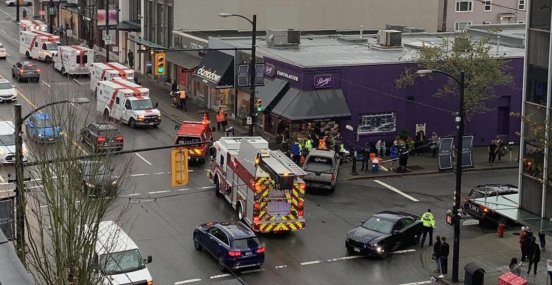 granville crash