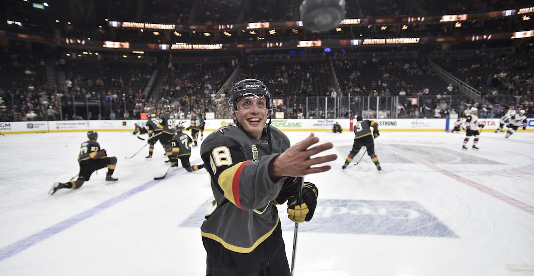 Canucks acquire Nate Schmidt in trade with Golden Knights