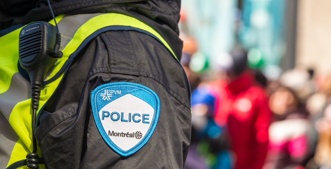 Montreal police handed out over 100 COVID-19 rule-breaking tickets last week